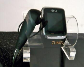 The LG GD910