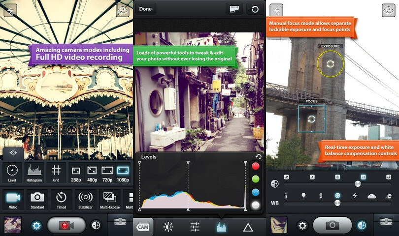 best iphone camera apps camera replacement