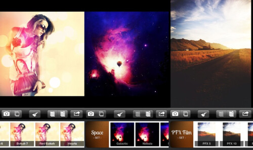 PicFx - $1.99 (Filters and vintage - basic editing)