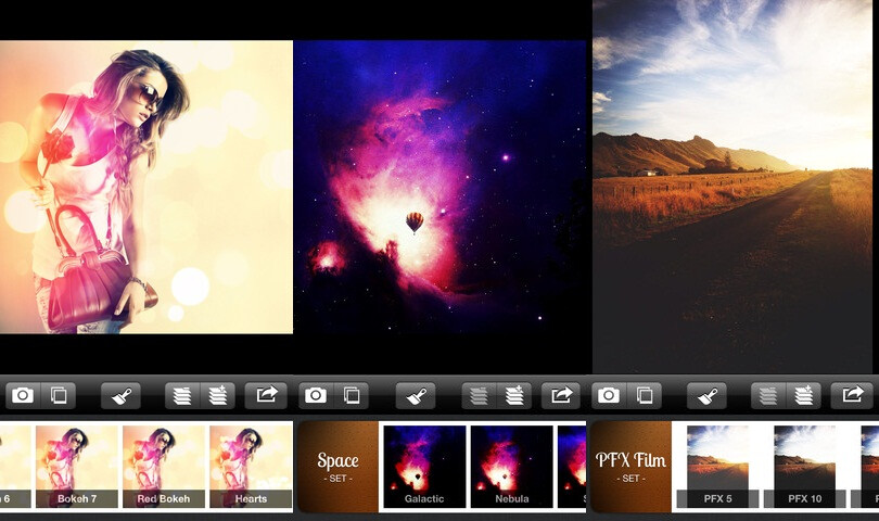 Best iphone camera apps filters and vintage picfx 199 filters and vintage basic editing sciox Gallery