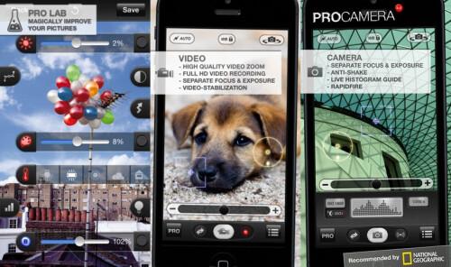 ProCamera - $3.99 (Camera replacement)