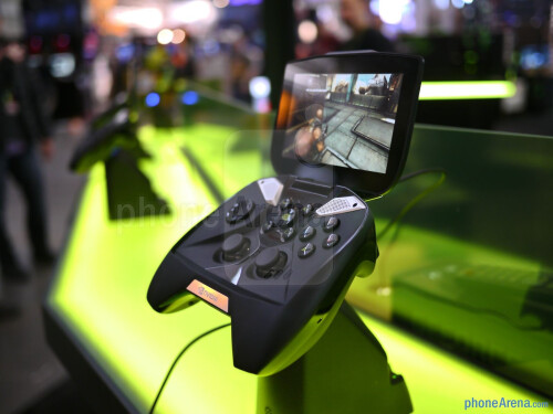 The NVIDIA Shield