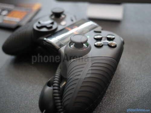 MOGA Pro hands-on