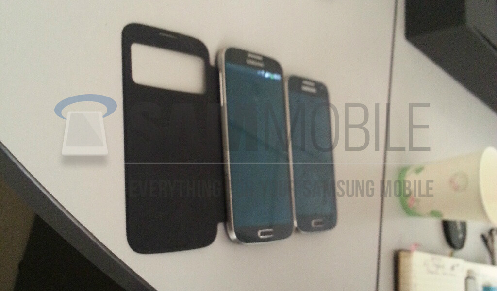 Specs and pictures of the Samsung Galaxy S 4 mini are leaked