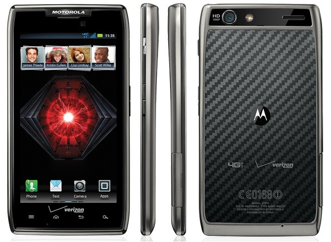 Some Motorola DROID RAZR MAXX units are having problems following the Android 4.1.2 update - Problems with Android 4.1.2 update to Motorola DROID RAZR and Motorola DROID RAZR MAXX