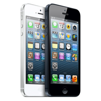 T-Mobile is expected to introduce its version of the Apple iPhone 5 on Tuesday