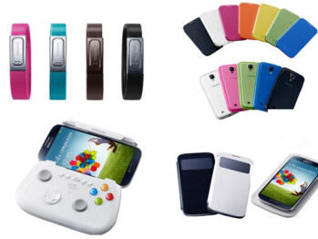 Samsung Galaxy S4 accessories prices and release dates leaked