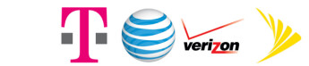 iPhone 5 monthly plan comparison: T-Mobile vs AT&T, Verizon, and Sprint