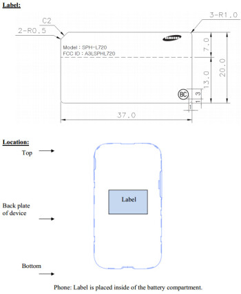 Samsung Galaxy S4 models for Sprint and MetroPCS visit the FCC