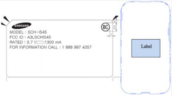 Verizon's Samsung Galaxy S4 has visited the FCC