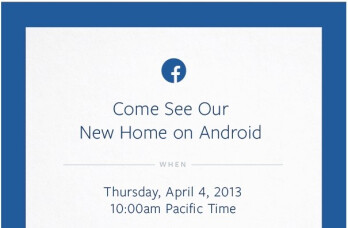 Are we ready for a Facebook powered smartphone?  Do we even want one?
