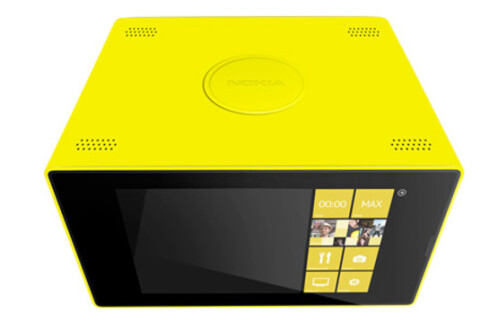 Nokia turns up the heat with its first microwave oven