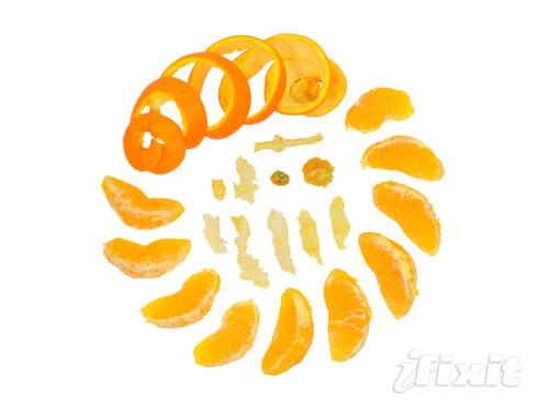 Orange Teardown