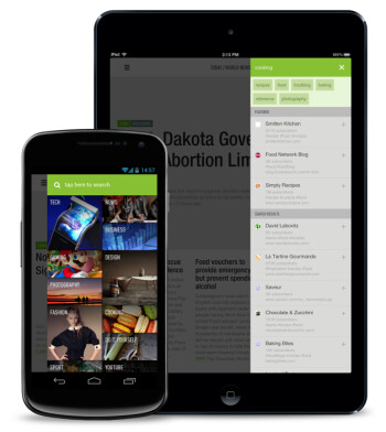 Feedly announces 3 million Google Reader converts and updates to iOS and Android