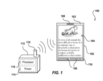 Amazon's Jeff Bezos files patent for cloud-powered tablets