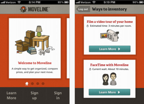 Moveline: Moving Made Simple