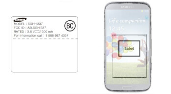 The AT&T version of the Samsung Galaxy S4 visits the FCC