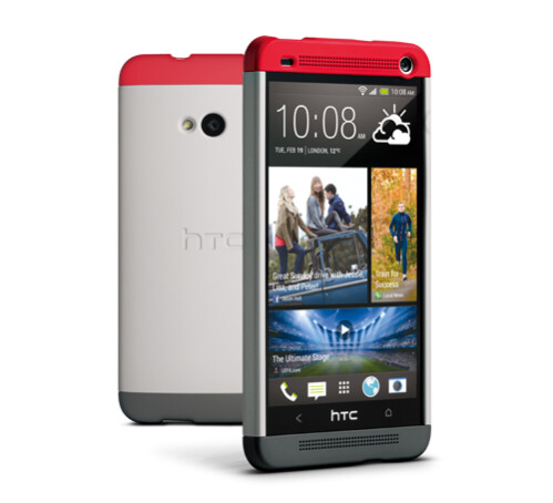 HTC One Double Dip Hard Shell ($24)