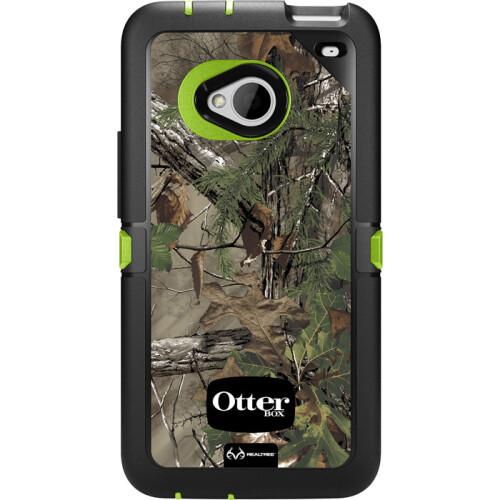 OtterBox HTC One Defender Series with Realtree case ($60)