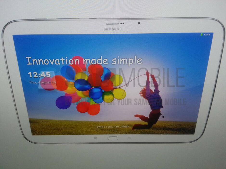Samsung Galaxy S Tab (Tab 3 Plus) specs and suspicious renders leak