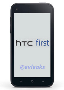 The HTC First with Facebook Home