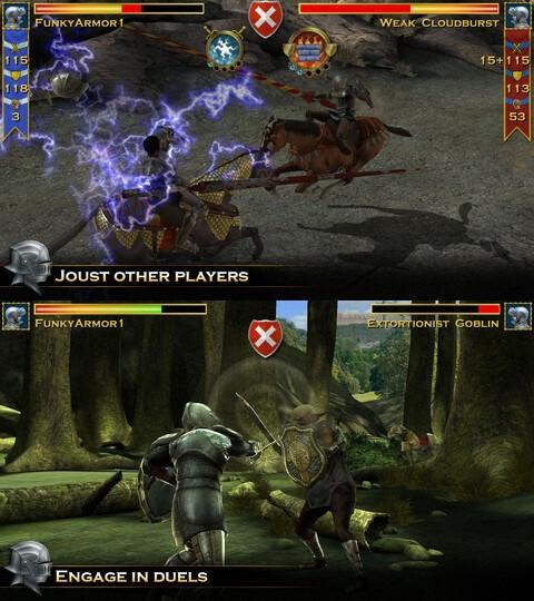 Knight Storm - iOS - Free