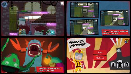Monster Meltdown - iOS - $1.99