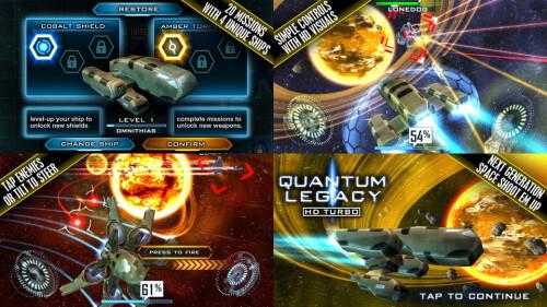 Quantum Legacy HD Turbo - iOS - $1.99