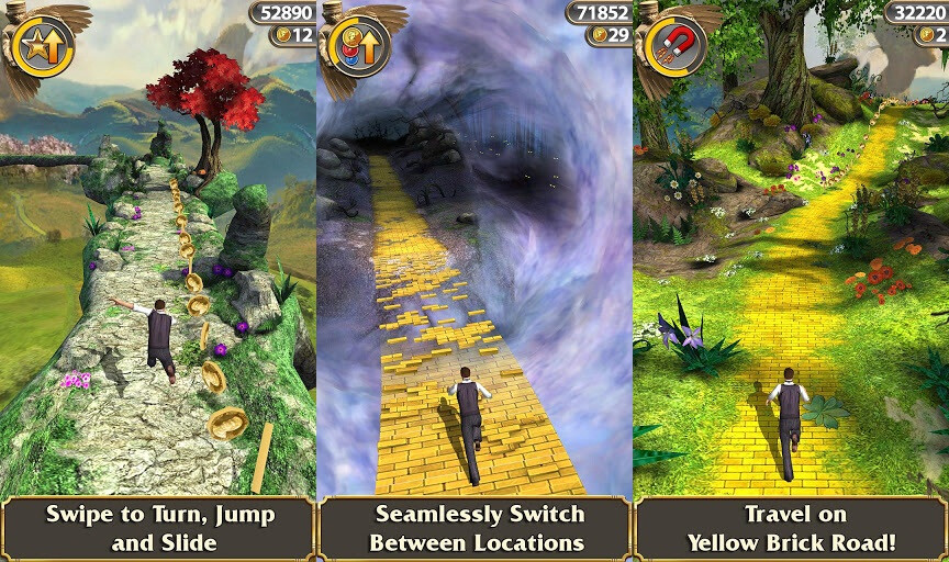 temple run oz game free download for android mobile