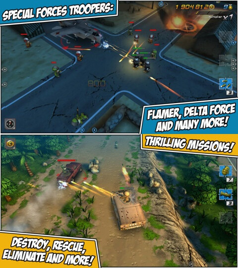 Tiny Troopers 2: Special Ops - iOS - $2.99
