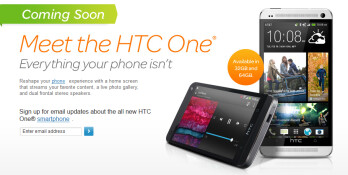 The HTC One can now be pre-ordered from AT&T