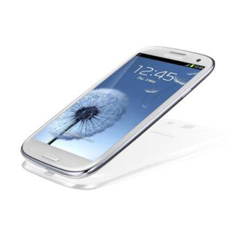 The Samsung Galaxy S III, Samsung's flagship device
