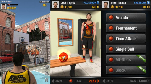 Real Basketball - Android - Free