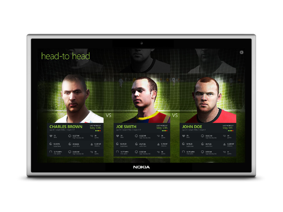 Nokia Win 8 tablet framed to sport exclusive apps like ...