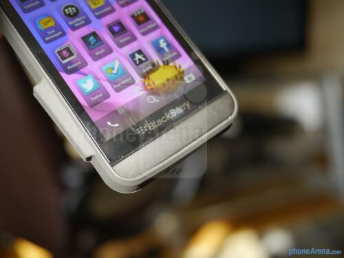 PowerSkin BlackBerry Z10 Battery Case hands-on
