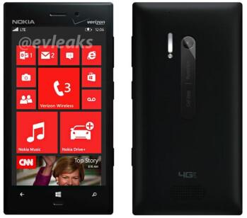 The Nokia Lumia 928