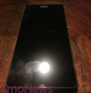 T-Mobile is said to be testing the Sony Xperia Z