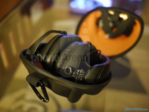 V-Moda Crossfade M-100 Headphones hands-on