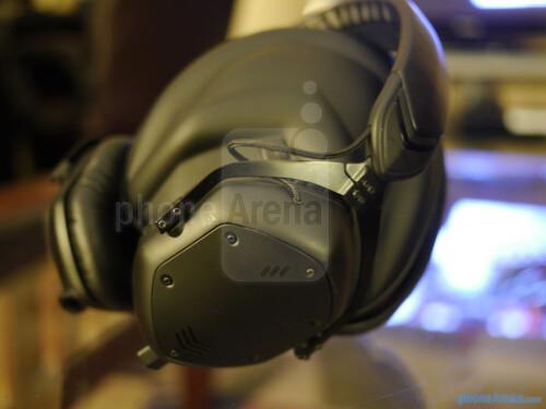 V-Moda Crossfade M-100 Headphones hands-on