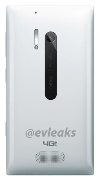 White Nokia Lumia 928 spotted