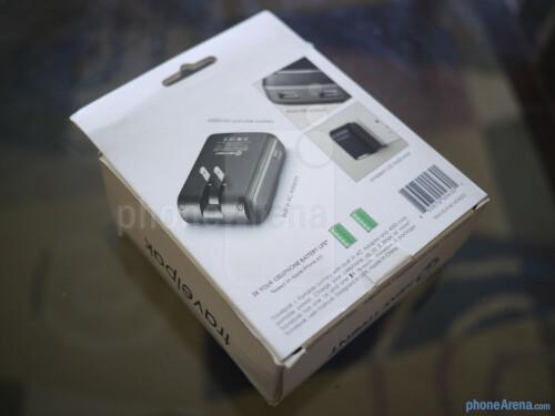 New Trent Travelpak NT400C 4,000 mAh Battery Pack hands-on
