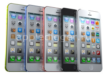 Will we see a 4.8 inch Apple iPhone like the rumored iPhone Math?