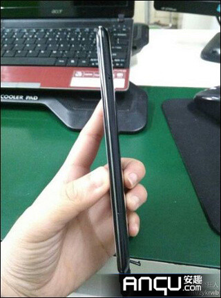 Leaked image of the Oppo R809T