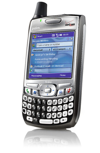 The Palm Treo