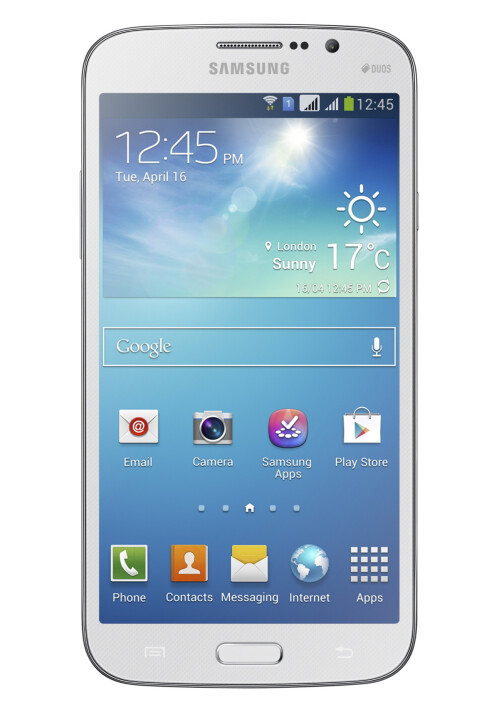 Samsung Galaxy Mega 5.8 goes official: Europe-bound and coming in May