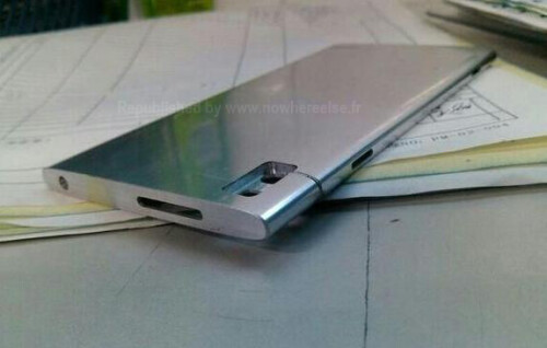 Huawei Edge first pictures leak out