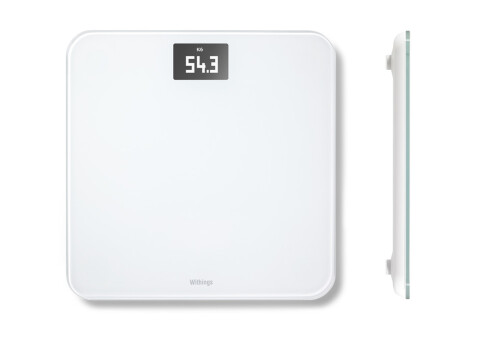 Use a smart scale to track your weight daily
