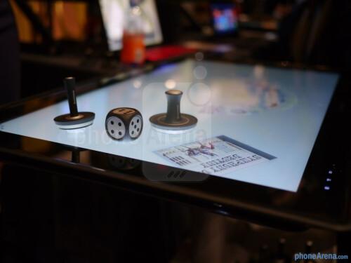 Lenovo IdeaCentre Horizon Table PC hands-on
