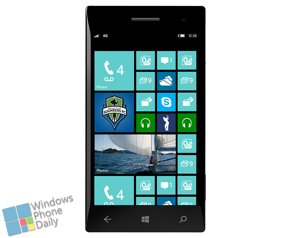 Microsoft might enter the phablet game with an extra row for Windows phone
