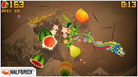 Fruit Ninja Для Ipad - фото 8